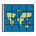 Geography Geography Map Map Icon