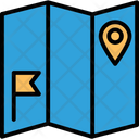 Geolocation Location Map Map Navigation Icon