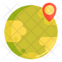 Geolocation Search Global Location Global Location Icon