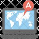 Geolocation Server Icon