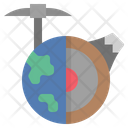 Geological Earth Geography Icon