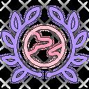 Badge Achievement Profession Icon