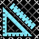 Geometric Tools Measure Icon