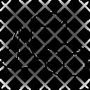 Geometric Shapes Geometric Figure Cylindrical Shape Icon