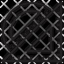 Geometric tools Icon