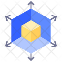 Geometrical Figures 3 D Shapes Geometric Shapes Icon
