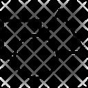 Geometrical Figures 3 D Shapes Geometric Shapes Icon