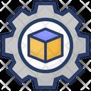Geometrical Settings Icon