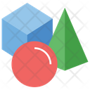 Geometrical Shapes Icon