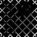 Geometrics Genetics Dna Icon