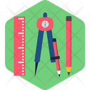 Geometry Drawing Shape Icon