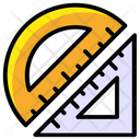 Geometry Measurement Tool Scale Icon
