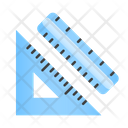Geometry Ruler Edit Tools Icon