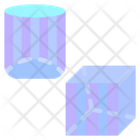 Education Learning Cube Icon