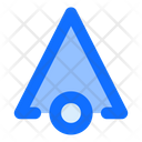 Geometry Shape Triangle Icon