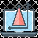 Geometry Figure Triangle Icon