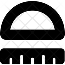Geometry Compass Protactor Icon