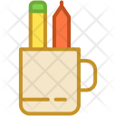 Geometry Box Pencil Icon