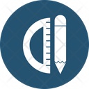 Geometry Geometry Tool Graphometer Icon
