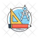 Geometry Divider Set Icon