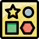 Geometry Shapes Icon