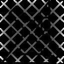 College Education Geometry Icon