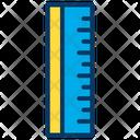 Geometry Measure Ruler Icon