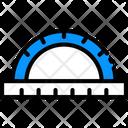 Geometry Drafting Tool Drafting Triangle Icon