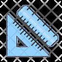 Geometry Ruler Edit Tools Icon