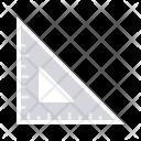 Geometry Tools Measure Icon