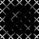 Geometry Tool Triangle Icon