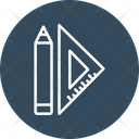 Geometry Graphic Tool Icon