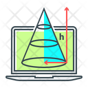 Geometry Trigonometry Geometry Shape Icon