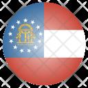 Georgia Us State Icon