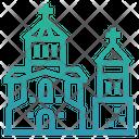 Georgia Gergeti Trinity Church Kazbegi Icon
