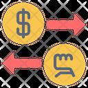 Usa Georgia Currency Icon
