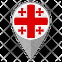 Georgia Country Location Location Icon