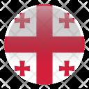 Georgia Country Flag Icon