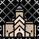Georgian Orthodox Church Icon