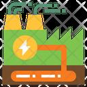 Igeothermal Geothermal Energy Energy Icon