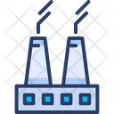 Energy Oil Rig Icon
