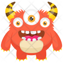 Germ Monster Icon