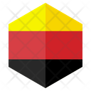 Germany Country Flag Icon