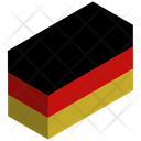 Flag Country Germany Icon