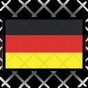 Germany International Global Icon