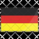 Germany Globe International Icon