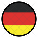 Germany Nation Country Icon