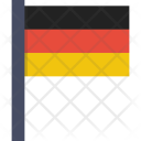 Germany German National Icon