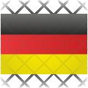 Germany Flag Nation Icon