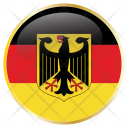 Germany Flag Country Icon